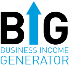 The Business Income Generator logo