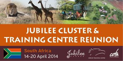 Jubilee Cluster and Training Centre Reunion