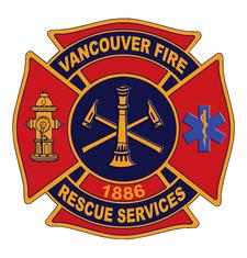 Vancouver Fire & Rescue Services logo