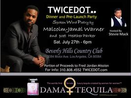 Malcolm-Jamal Warner: An Intimate Night of Spoken Word...