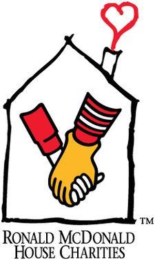 Ronald McDonald House Charities London  logo