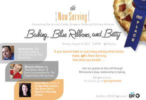TPT's NOW SERVING:  BAKING, BLUE RIBBONS, & BETTY