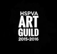 HSPVA Art Guild logo