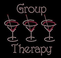 Girls Night IN: Group Therapy Party