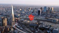 Canadians in London logo