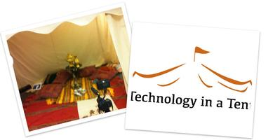 Technology in a Tent Live Show at Runway!