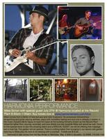 Miles Schon with Special Guest performing at Harmonia a...