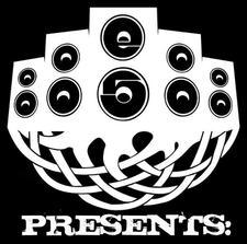 E5 PRESENTS logo
