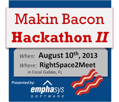 Makin Bacon Hackathon II by Emphasys Software