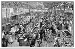 Leeds Kirkgate Market Heritage Tour