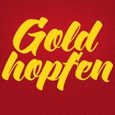 Goldhopfen logo