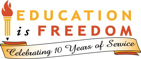 Education is Freedom Luggage Drive