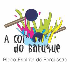 a COR do BATUQUE logo
