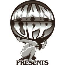 MAN UPP Events logo