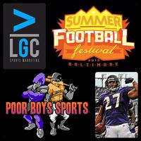 Baltimore Summer Football Festival Cornhole Championshi...
