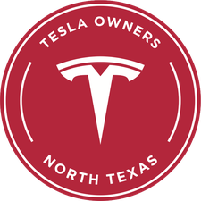 Tesla Owners Club of North Texas logo