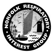 Norfolk Respiratory Interest Group (NRIG) logo