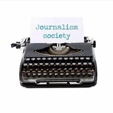 Kingston University Journalism Society logo