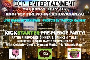 JULY 4TH ROOFTOP FIREWORK EXTRAVAGANZA! DINNER &...