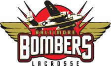 BALTIMORE BOMBERS logo