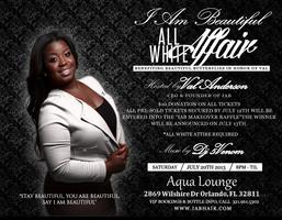 "I Am Beautiful "" All White Affair """
