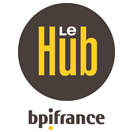 La French Touch Conférence NYC et Bpifrance Le Hub logo