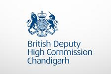 British Deputy High Commission Chandigarh logo
