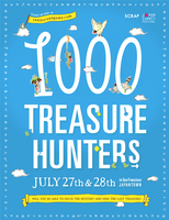 1000 TREASURE HUNTERS @ J-POP Summit Festival 2013