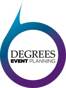 6 Degrees Event Planning  logo