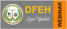 Department of Fair Employment and Housing logo