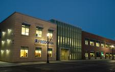 Fredonia Technology Incubator logo