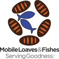 Mobile Loaves & Fishes logo