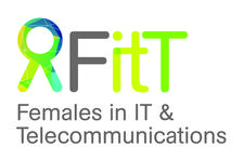 Females in Information Technology and Telecommunications (FitT)  logo
