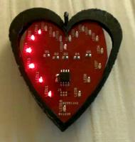 AVR Programming - Make an LED Heart!