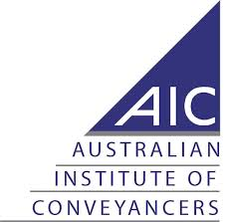 Australian Institute of Conveyancers  (National) as the Facilitator logo