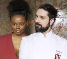 Chef Emmanuele & Livia Cucchi logo