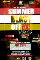 Summer Blast Off 2013 : Cookout & Concert