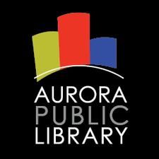 Aurora Public Library logo