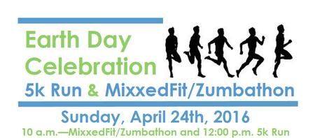 2015 Sarpy County Earth Day - 5k Run/Walk & ZUMBAthon...