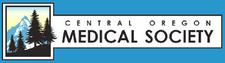 Central Oregon Medical Society and Central Oregon Co-Sponsors logo
