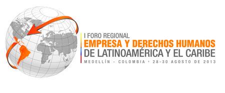 APLICACION PARA ASISTIR al Foro Regional sobre Empresas...