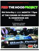 Feed the Hood Project