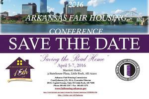 2016 Arkansas Fair Housing/Fair Lending Conference,...