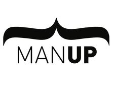 Man Up Productions logo