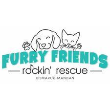 Furry Friends Rockin Rescue  logo