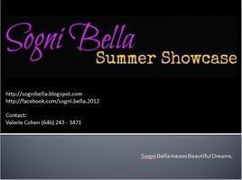 Sogni Bella Showcase