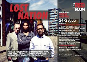 LOST NATION - 24 Jul - 'Jeremy' - By Phil Cheadle
