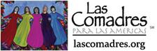 Las Comadres & Friends National Latino Book Club  logo