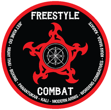 Freestyle Combat Diamond Valley logo