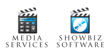 Showbiz Software / Media Services logo